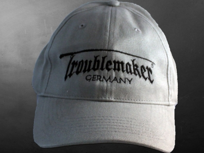 Troublemaker - Cap Oldschool Germany (stone)
