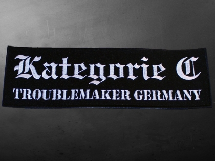 Troublemaker - Patch big Kategorie C