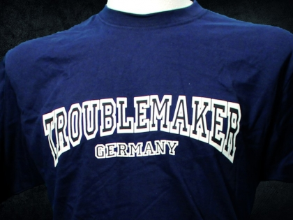 Troublemaker - Oldschool Shirt - original Troublemaker