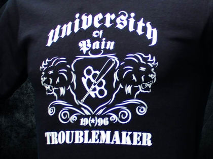 Troublemaker - University of Pain