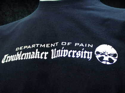 Troublemaker - University - Department of Pain 1
