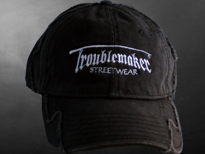 Troublemaker - Streetwear Cap age-old optic
