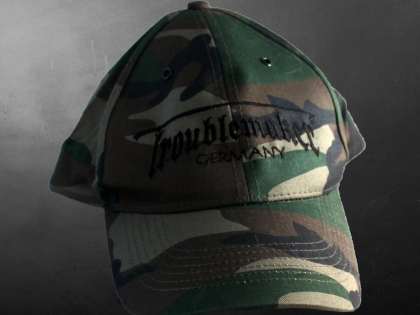 Troublemaker - Germany Cap Camouflage