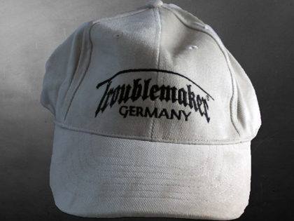 Troublemaker - Cap Classic Streetwear (sand)