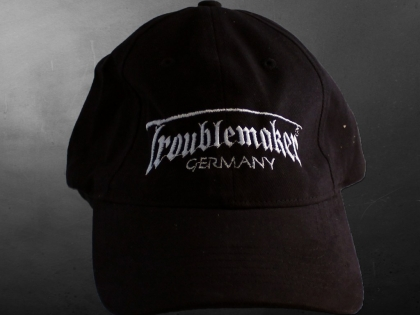 Troublemaker - Cap Classic Germany (schwarz)