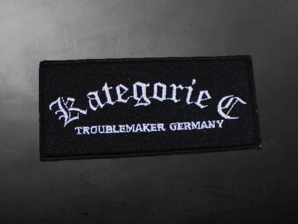 Troublemaker - Patch small - Kategorie C - Troublemaker Germany