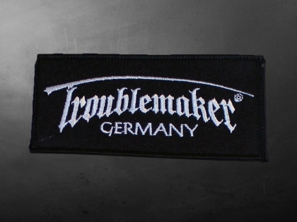 Troublemaker - Patch small - Germany