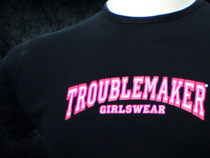 Troublemaker - Girlswear Shirt