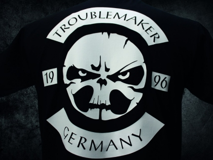 Troublemaker - Trouble Head Rocker