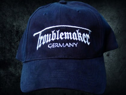 Troublemaker - Cap Germany (navy)
