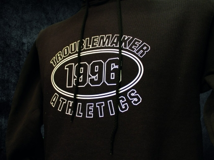 Troublemaker - 1996 Athletics Sweat Hoodie
